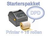 DPD starterspakket ZD420D ( Ethernet)