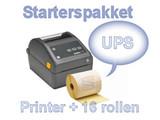 UPS starterspakket ZD420D (Ethernet)