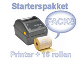 PACKS starterspakket ZD420D (USB)