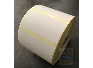 DT etiket non permanent 90x45mm, 1.500 et./rol