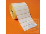 Zebra papier etiket 2000T, 76x25mm, doos 12 rol