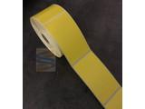 DT etiket 57x102mm, Geel, rol à 700 etiketten