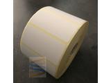 Papier etiket gecoat 70x32mm, doos à 4 rollen