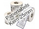 Zebra paperlabels K25