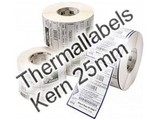 Zebra Thermal labels K25