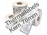 Zebra Thermal labels K76