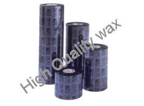 HQ wax ribbon / 40x450mtr. ds.à 12 rl.