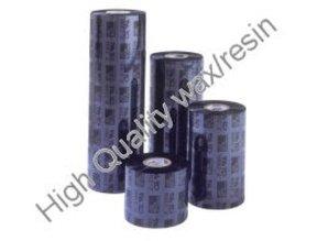 HQ wax resin ribbon / 110x450mtr. ds.à 12 rl.