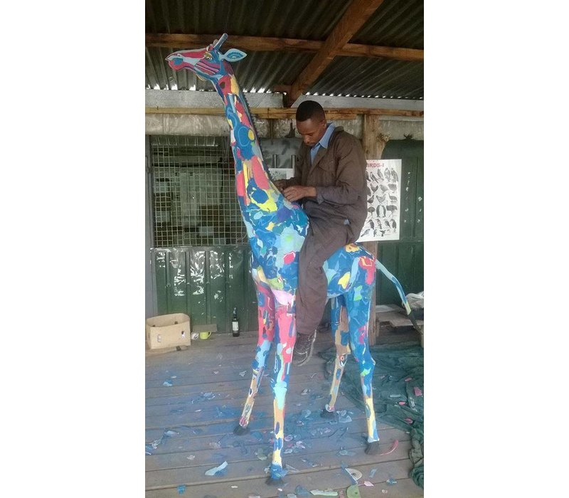 Life Size Giraffe