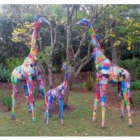 La Girafe (grandeur nature, XXL)
