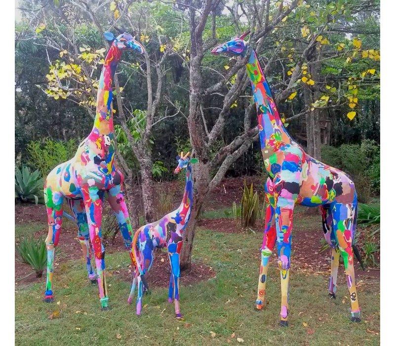 Giraffe Life Size 250cm