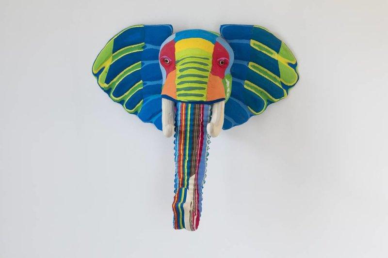 Ocean Sole  Wall Art Elephant