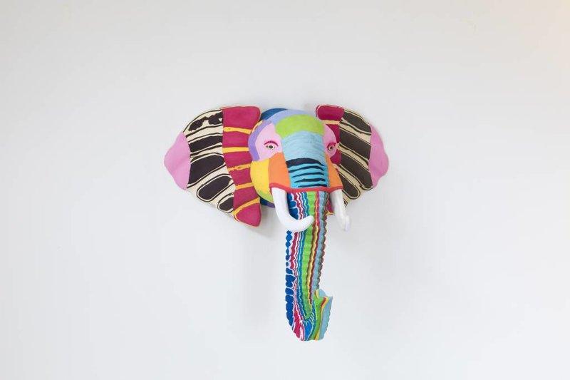 Ocean Sole  Wandkunst Elefant