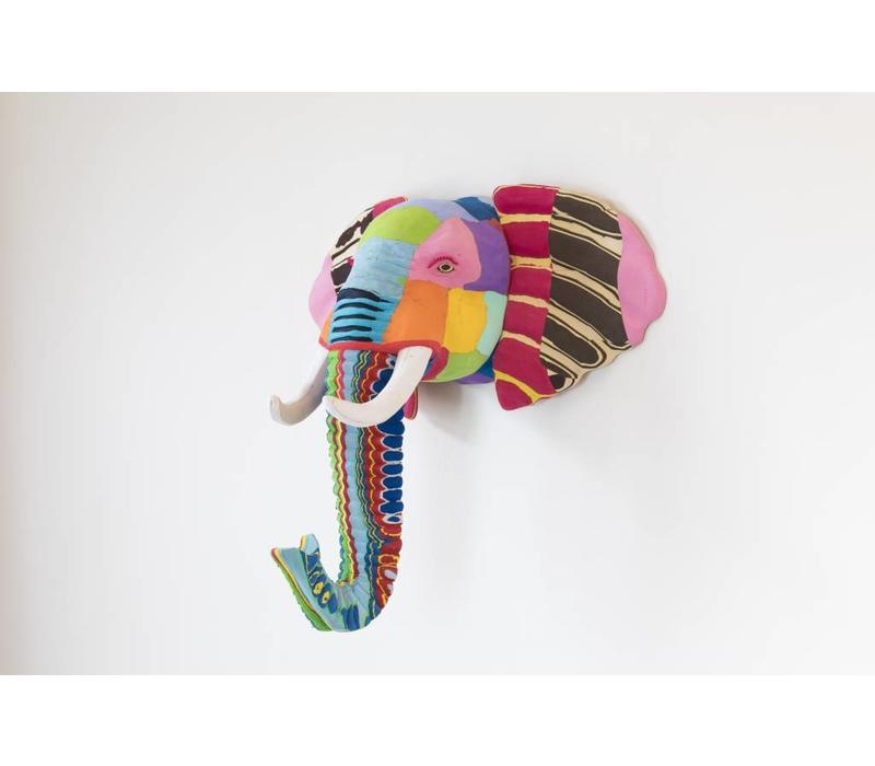 Éléphant art mural