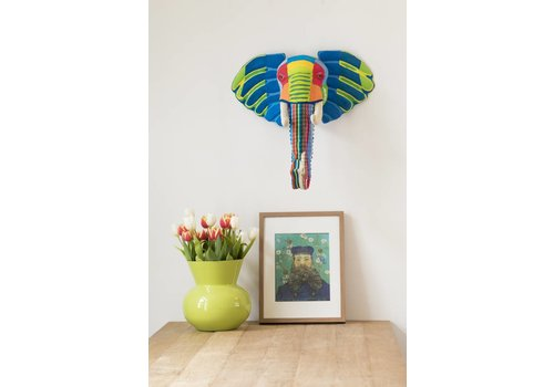 Ocean Sole  Wall Art Olifant