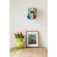 Wall Art Nijlpaard
