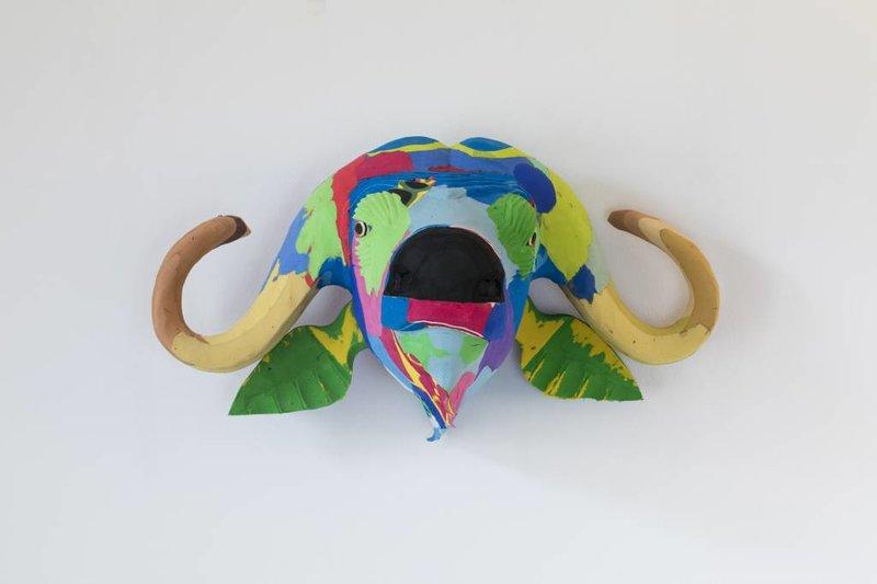 Ocean Sole  Wall Art Buffel