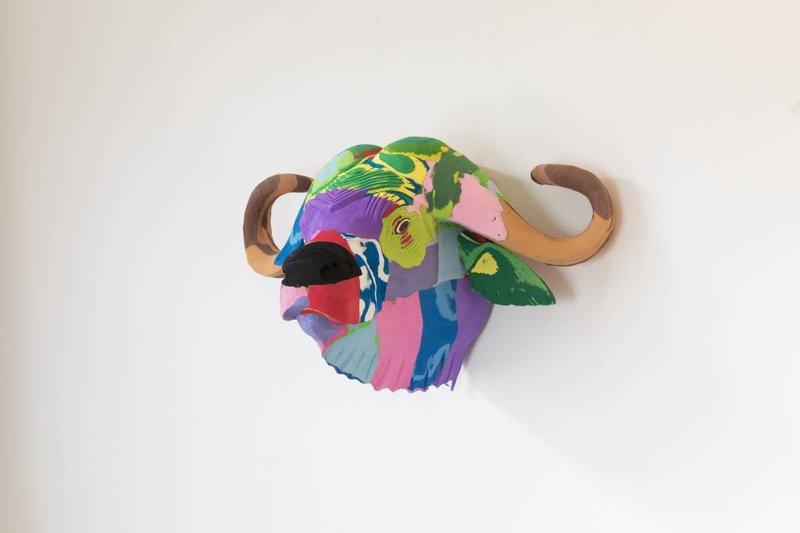 Ocean Sole  Wall Art Buffalo