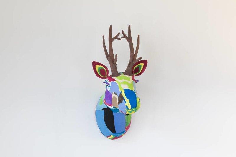 Ocean Sole  Wall Art Reindeer