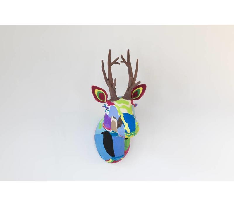 Wall Art Reindeer