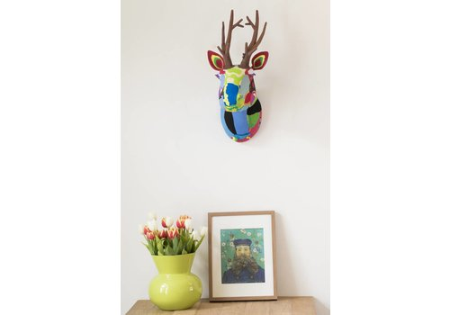 Wall Art Reindeer