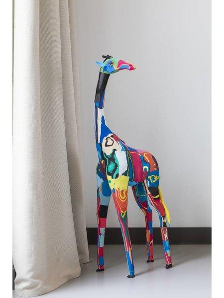 Ocean Sole  Giraffe Large