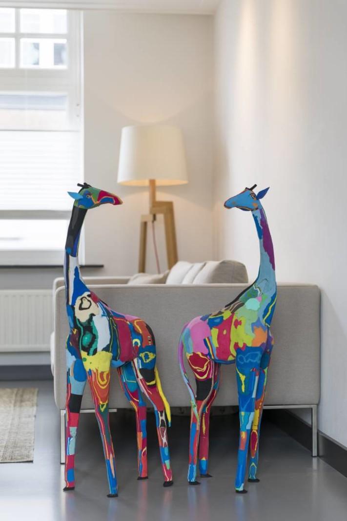 Ocean Sole  Giraffe Extra Large