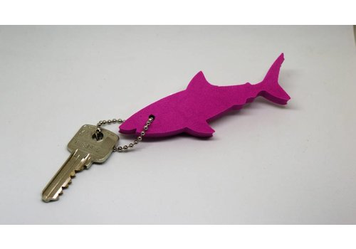 Ocean Sole  Key ring Shark
