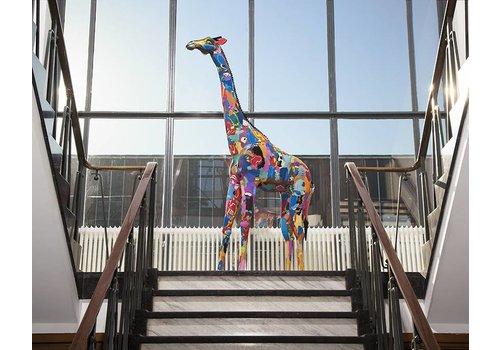 Giraffe Lifesize