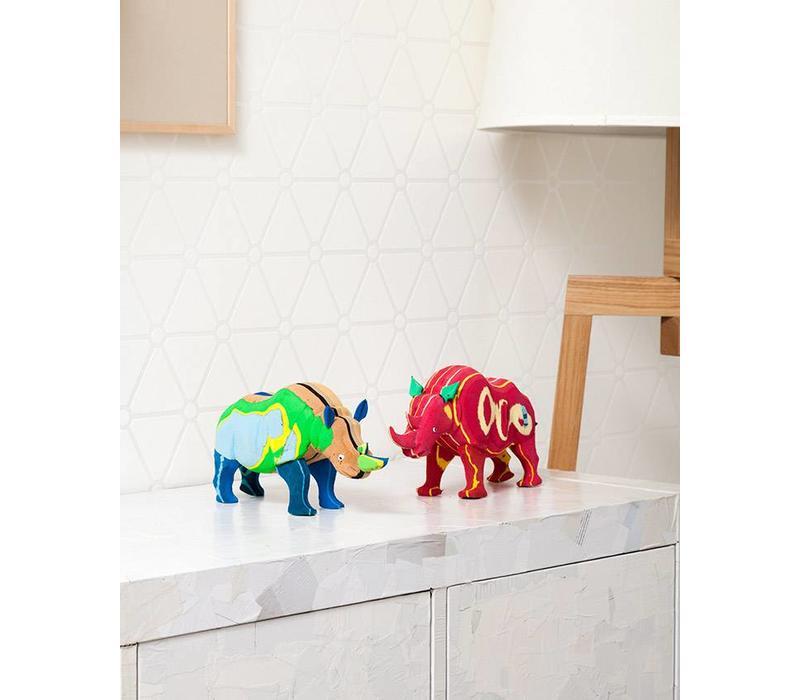 Le rhinocéros (modèle moyen)