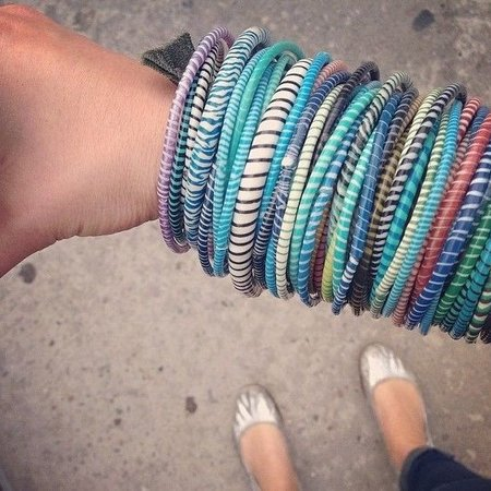 Flipflop armbandjes