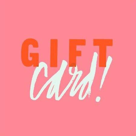 Nic & Mic Gift Cards
