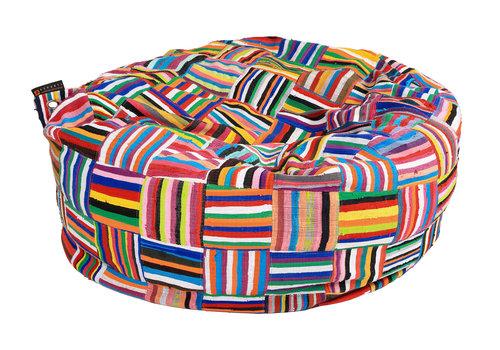 Ashanti Design Jumbo Bori Bori beanbag