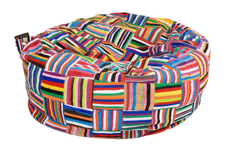 Ashanti Design Jumbo Bori Bori bean bag 140CM