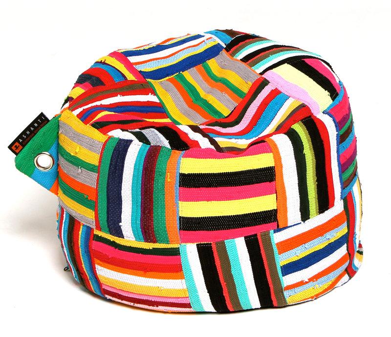 Ashanti Design Pouf bébé Bori Bori 60CM