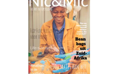 Nic&Mic viert 5 jarig bestaan met uitgave van 1e magazine!