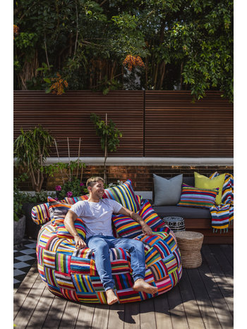 Ashanti Design Big Bori Bori bean bag 120CM