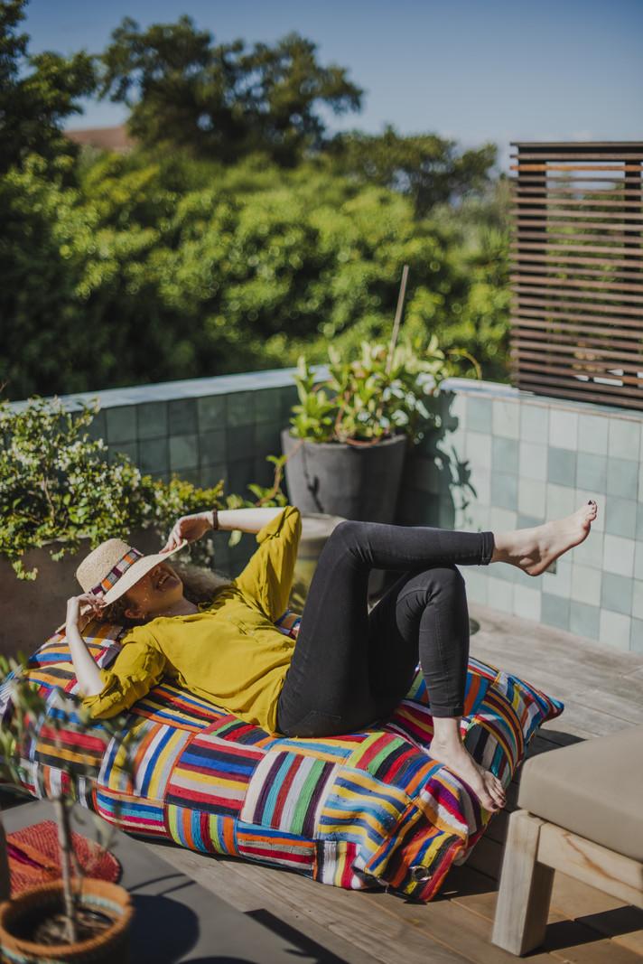 Ashanti Design Mahitzi zitzak