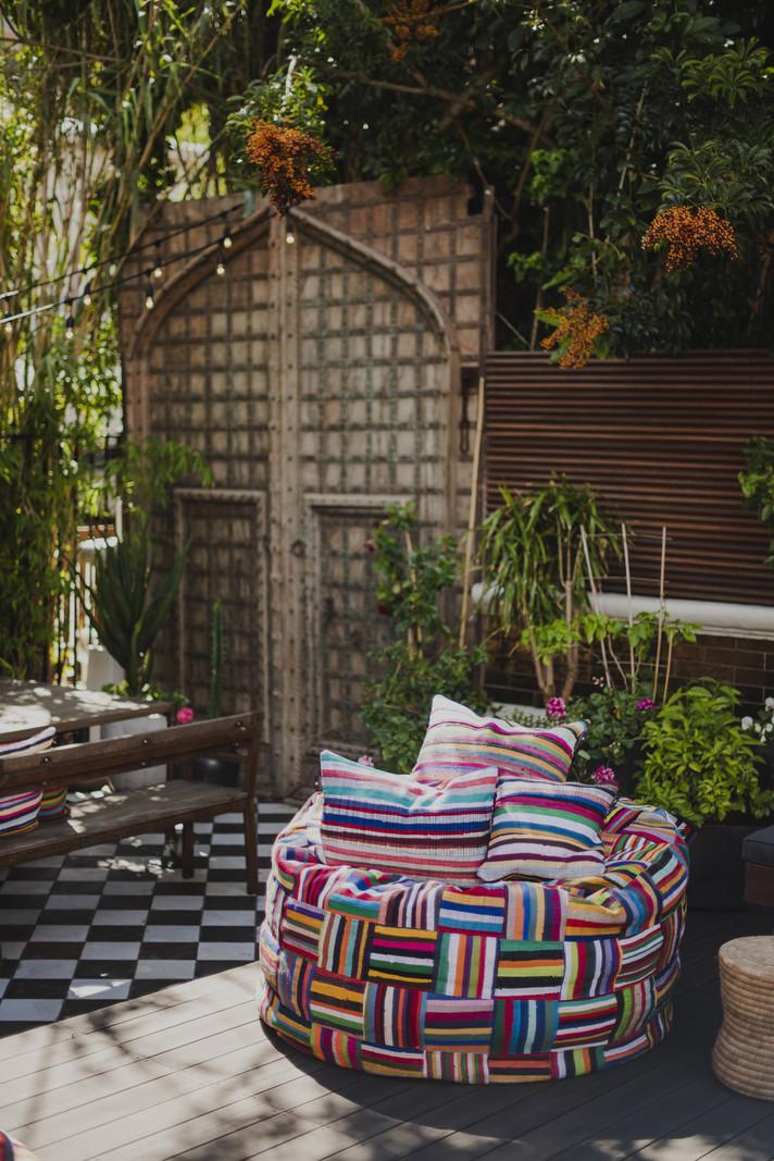 Ashanti Design Bori Bori beanbag 100cm