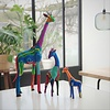 Ocean Sole  Ensemble de 3 girafes