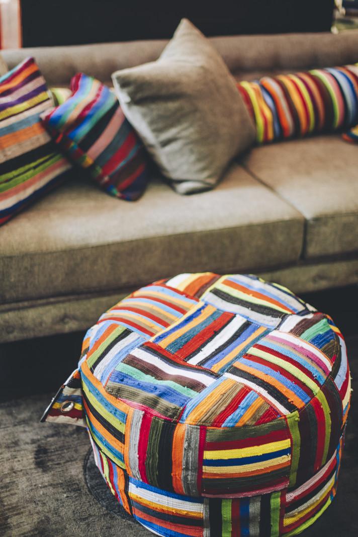 Ashanti Design Baby Bori Bori zitzak 60CM
