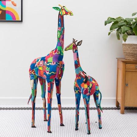 Sustainable art of flip flops