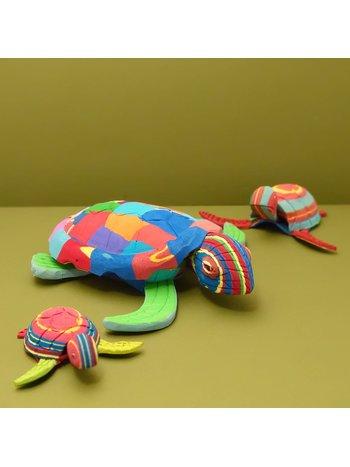 Ocean Sole  Schildkröte 3er-Set