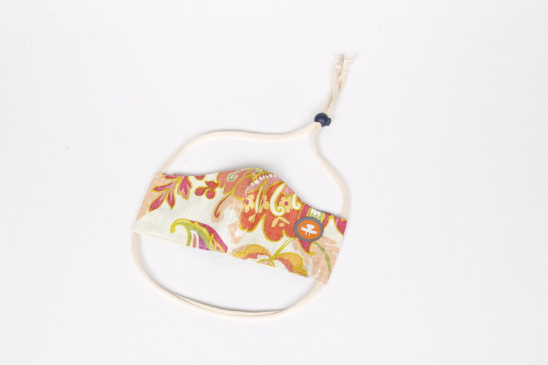 Ashanti Design Mouth mask in addition to the mouth mask incl. Filters