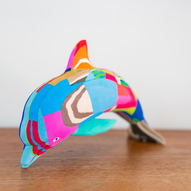 Ocean Sole  Dolphin Medium