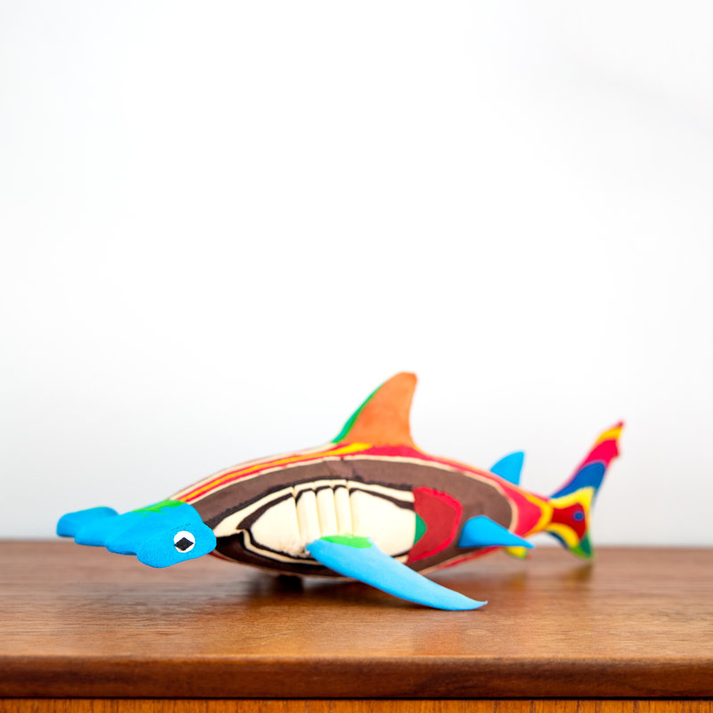 Ocean Sole  Hammerhead Shark Medium