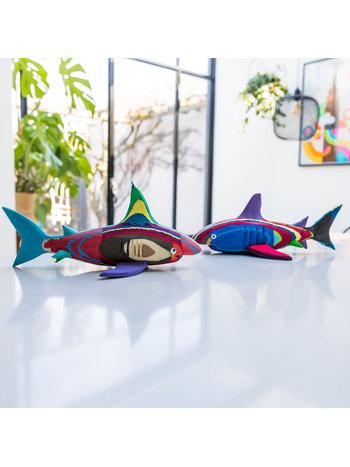 Ocean Sole  Shark Medium