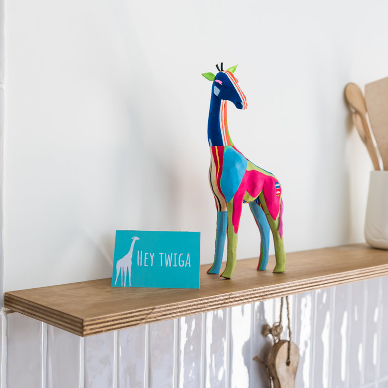 Ocean Sole  Girafe moyenne