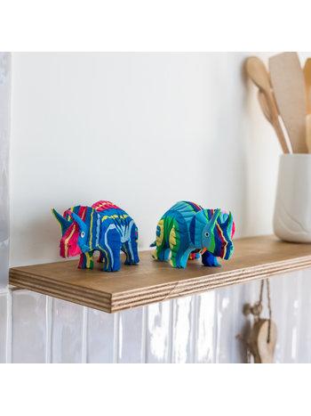 Ocean Sole  Triceratops petit