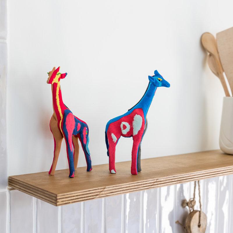 Ocean Sole  Safari set (Elephant, Giraffe and Hippo)